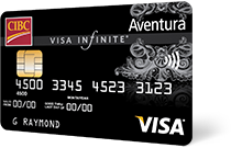 Cibc Visa Travel Rewards Card