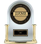 J.D. Power Highest Customer Satisfaction Canada Mobile Credit Card App award for 2019