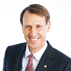 David Williamson, Senior Executive Vice President and Group Head, Retail and Business Banking, CIBC