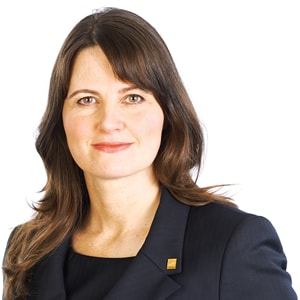 Photo of Laura Dottori-Attanasio, Senior Executive Vice-President and Chief Risk Officer, CIBC