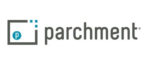 Parchment logo. Opens a new window in your browser.