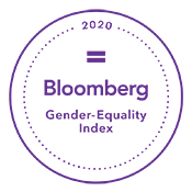 Bloomberg Gender-Equality Index logo