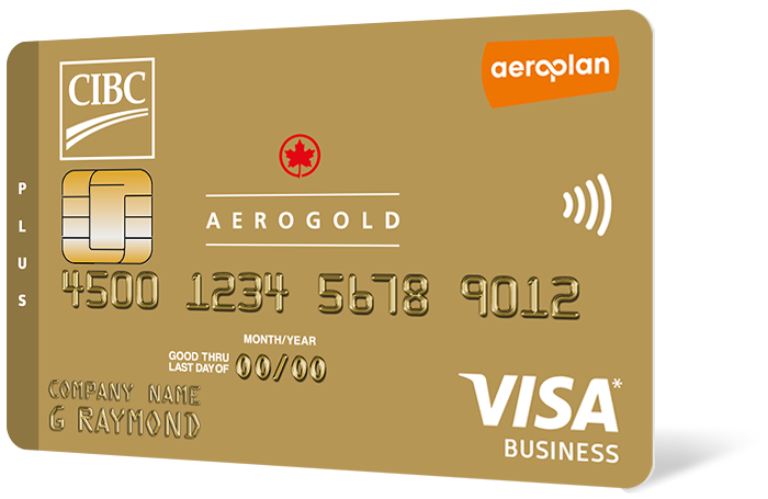 Aerogold visa card for business plus business credit cards cibc cibc aerogold visa card for business plus colourmoves