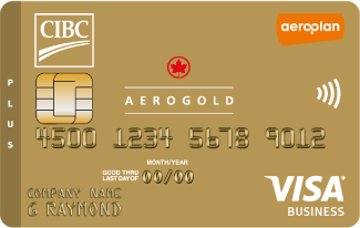 CIBC Aerogold Visa Card for Business Plus