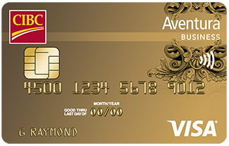 CIBC Aventura Visa Card for Business