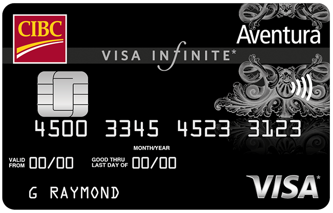Cibc Aventura Visa Infinite Travel Insurance