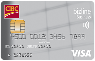 CIBC bizline Visa Card for Business