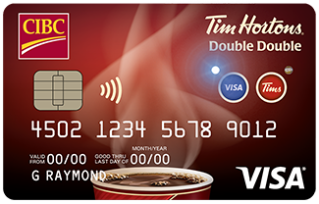 CIBC Tim Hortons Double Double Visa Card for Students