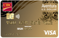 CIBC US Dollar Visa Card