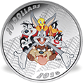 Looney Tunes coin