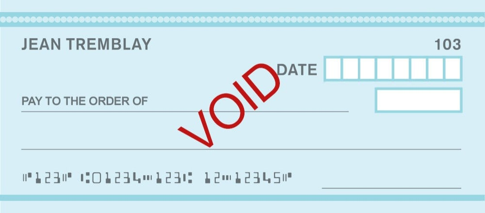 Void Cheques: Everything You Need to Know