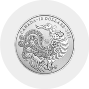 Year of the Rooster silver coin